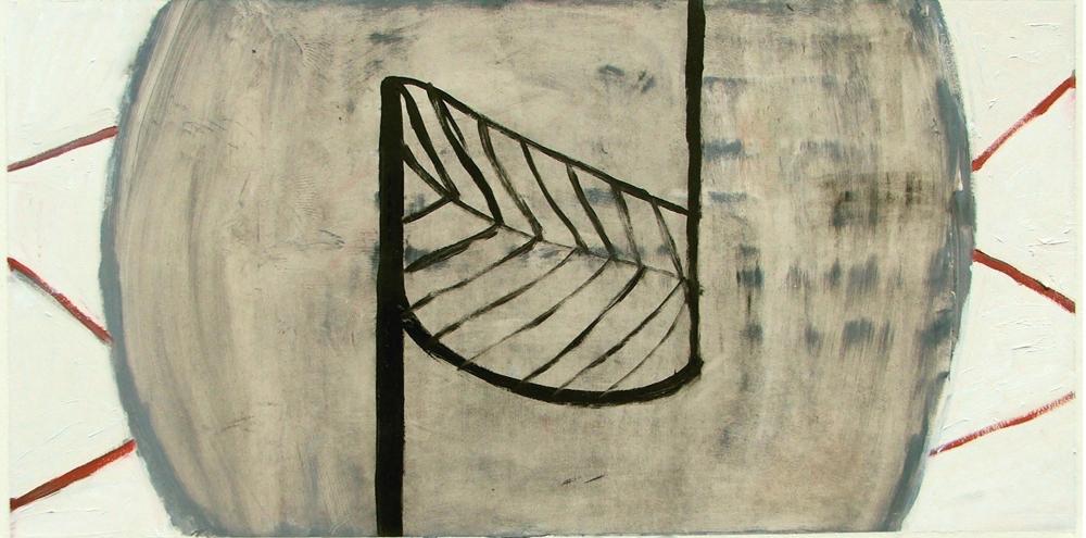 Robin Jones grey painting