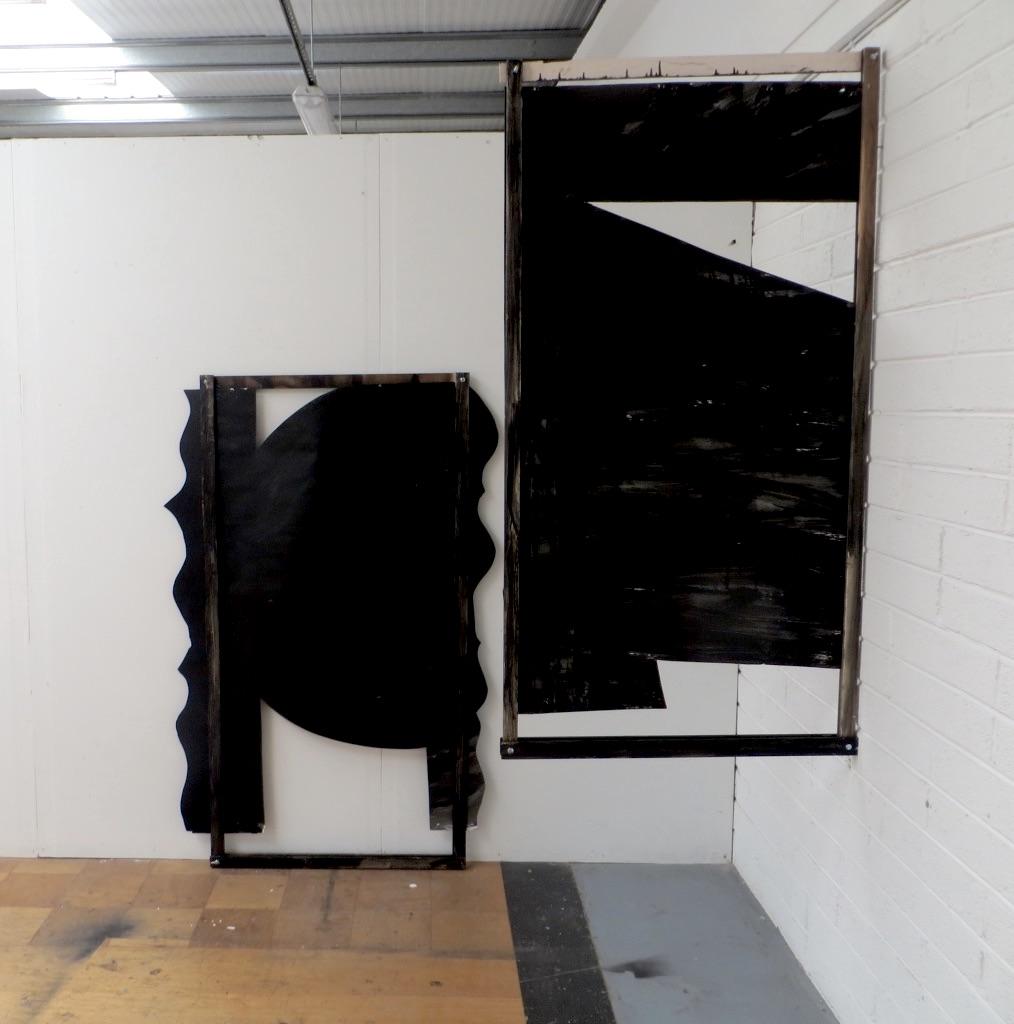Robin Jones studio structure