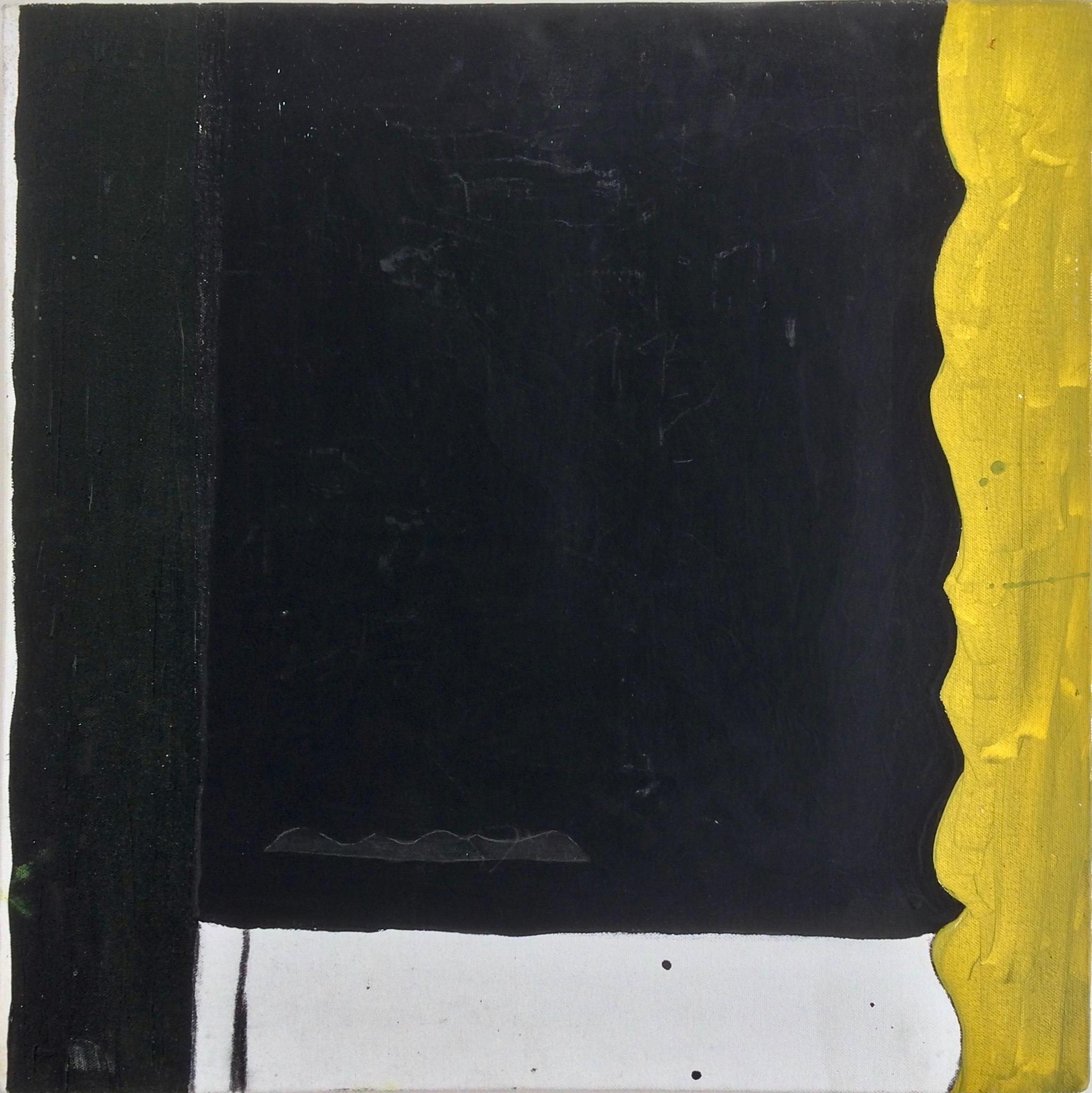 Robin Jones yellow right painting