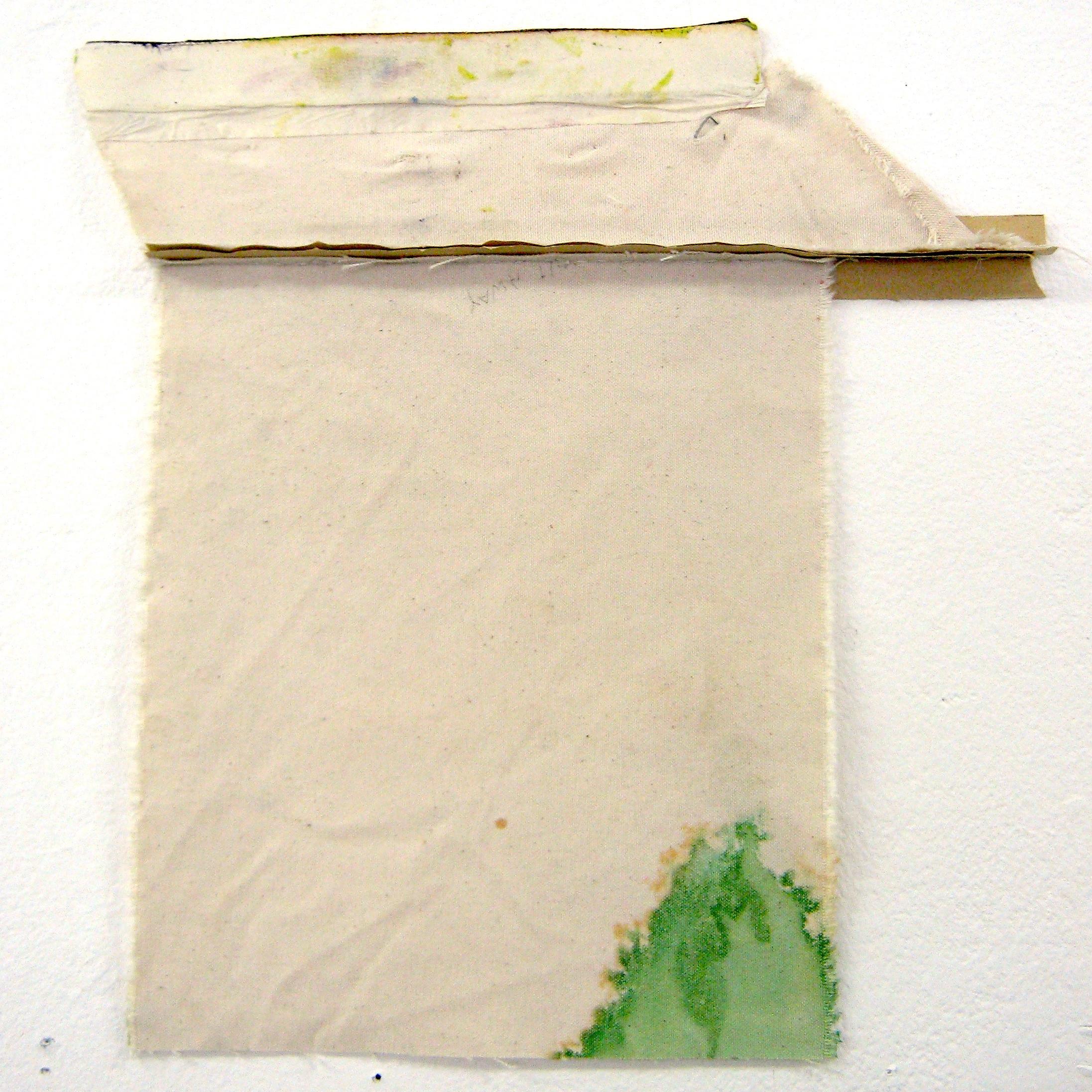 Robin Jones canvas green seam