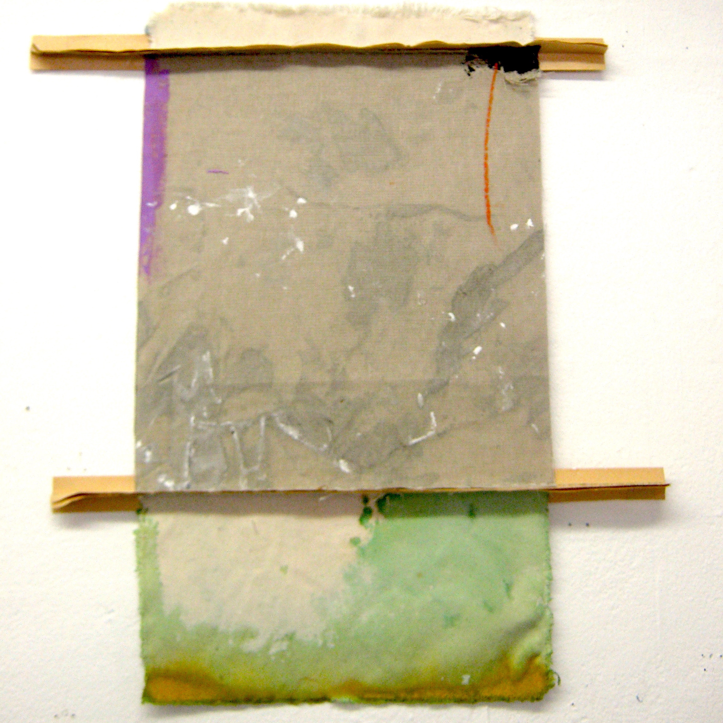 Robin Jones canvas two horizontal seam