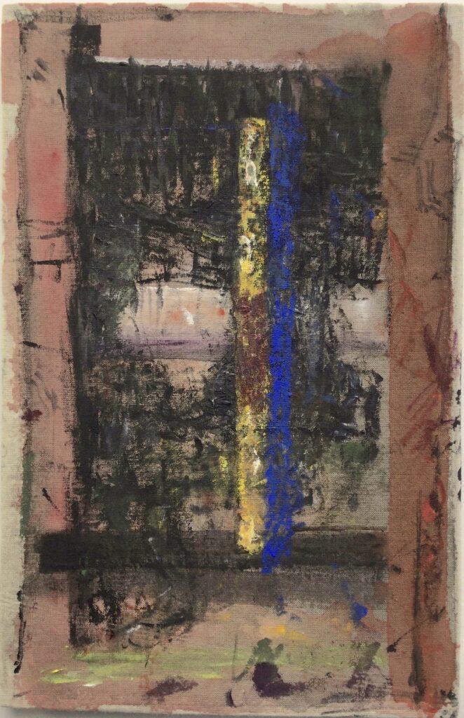 Robin Jones painting 2021